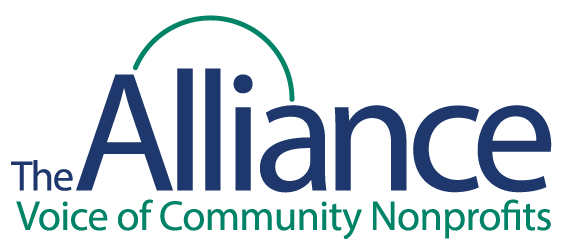 The Alliance: The Voice of Community Nonprofits